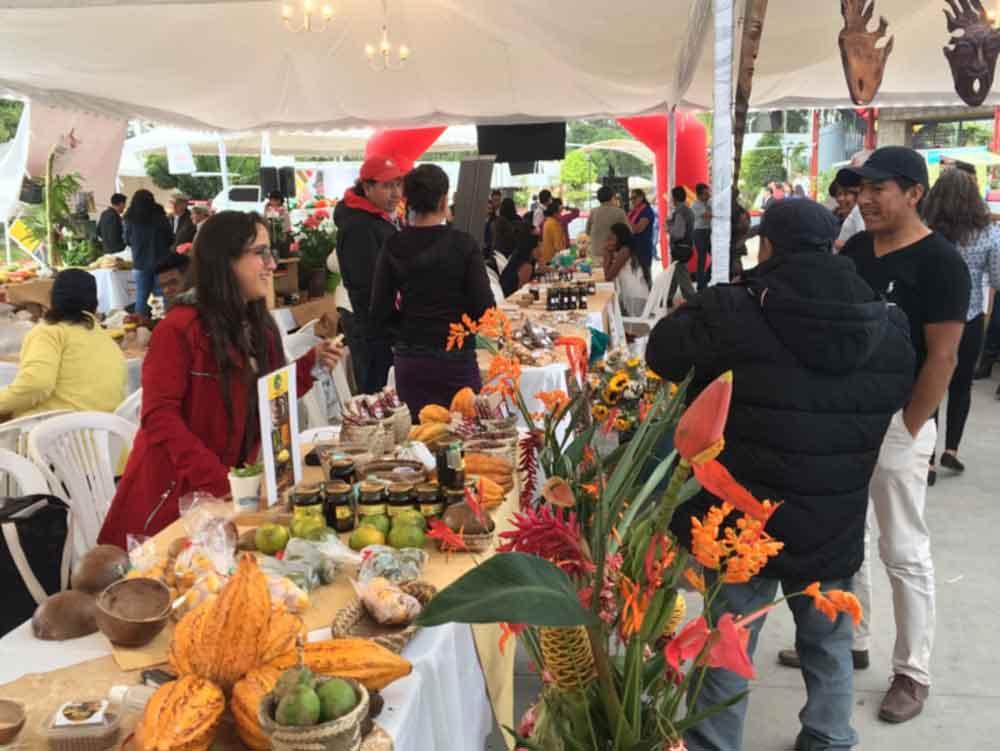 GOBIERNO DE PICHINCHA EXPONE FERIA PRODUCTIVA EN EL CENTRO DE EXPOSIONES QUITO